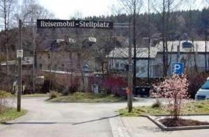 2014_03_21 Unterkirnach Stellplatz 2
