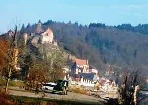 2014_03_10 Burg Hirschhorn vom Bett aus 2