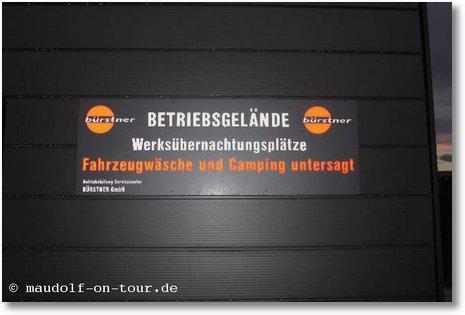 2014 06 04 Stellplatz Bürstner Kehl-Neumühl Regen 6
