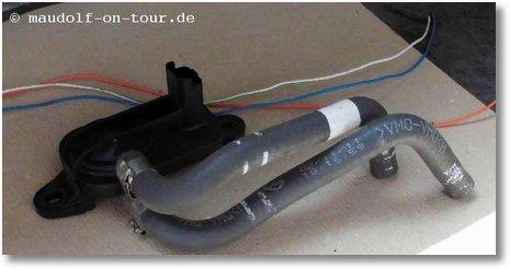 2014 06 25 Defekter Differenzialdrucksensors
