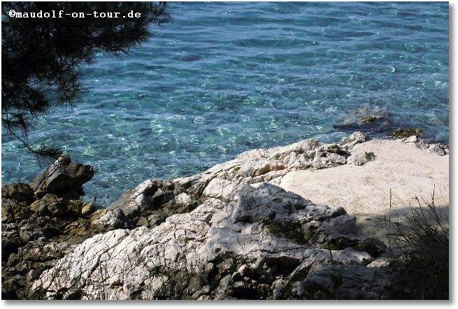 2014 09 21 Kovacine 05 Fahrradtour entlang dem Meer