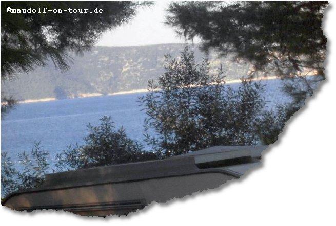 2014 09 24 Kovacine 01 Sicht am Morgen aus dem Bett