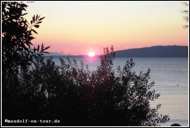 2014 09 25 Kovacine 06 Sonnenuntergang