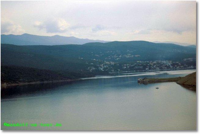 2014 10 01 Kovacine 07 Rückreise Brücke Krk