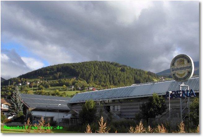 2014 10 01 Kovacine 22 Rückreise Sterzing Arena Berge