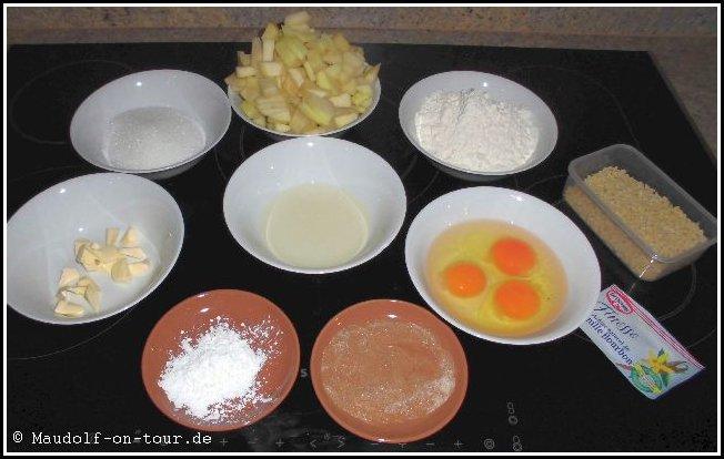 2015-01-31 Apfelkuchen Zutaten01