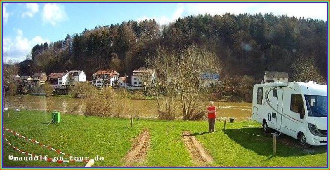 2015-04-05 befestigter Stellplatz