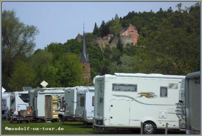 2015-05-11 Stellplatz mit Burg
