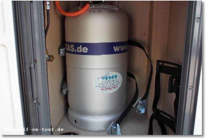 2015-06-17 Einbau Tankgasflasche 05