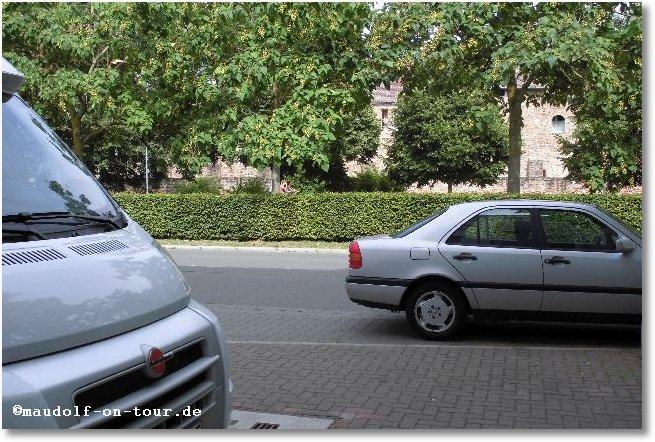 2015-07-12 Maudolf eingeparkt