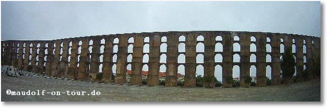 2015-10-10 Viadukt Stellplatz Elvas 2