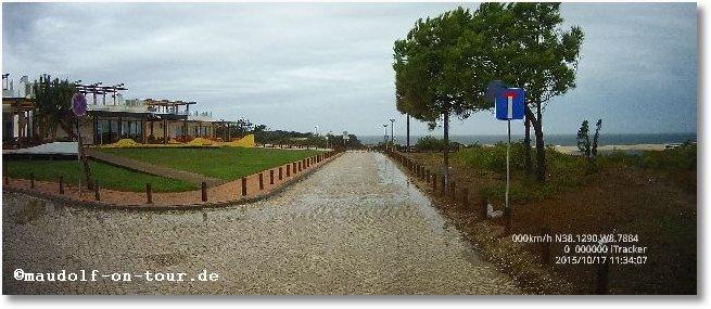 2015-10-17 Praia de Melides Logoa de Melides 1