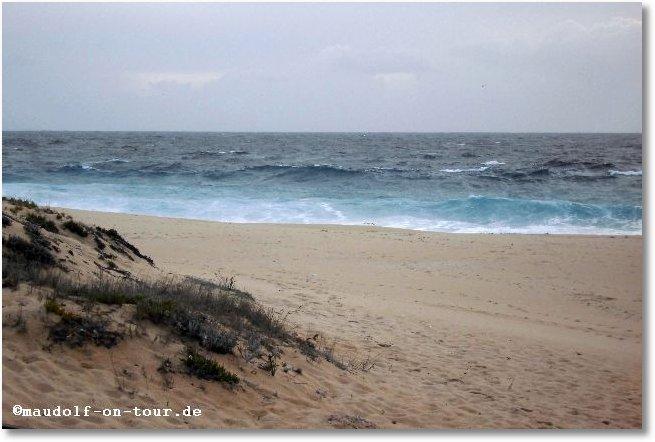 2015-10-17 Praia de Melides Strand 2