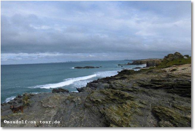 2015-10-19 Pause kurz vor Porto Cova 05