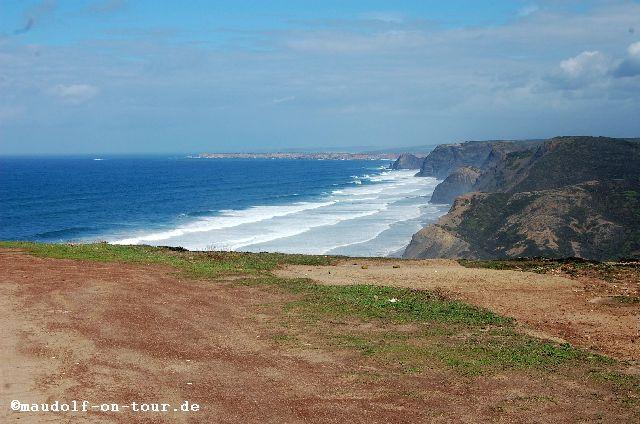 2015-10-28 Atlantik vom Felsen zw