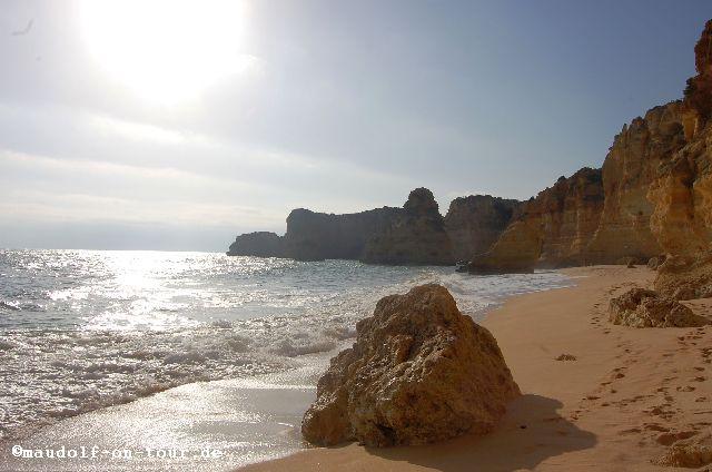 2015-11-15 Praia da Marinha am Strand 07