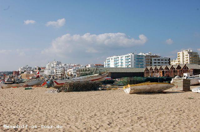 2015-11-16 Strand beim Parkpl Armacao de Pera 02
