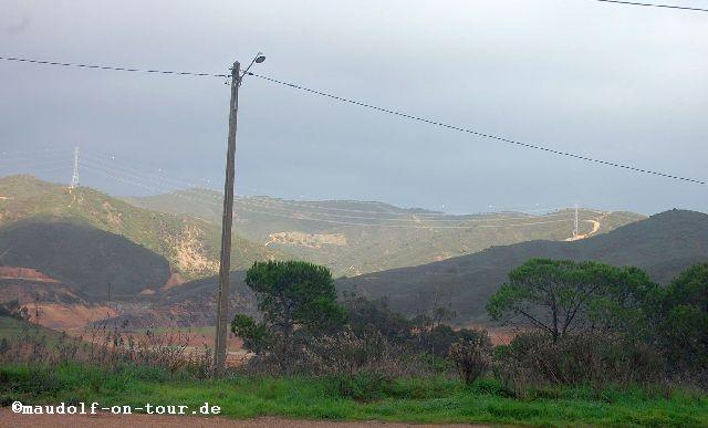 2015-11-21 Barragem do Arde Abfahrt 1