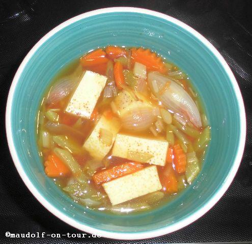 2015-11-21 Gemüsesuppe mit Eierstich 1