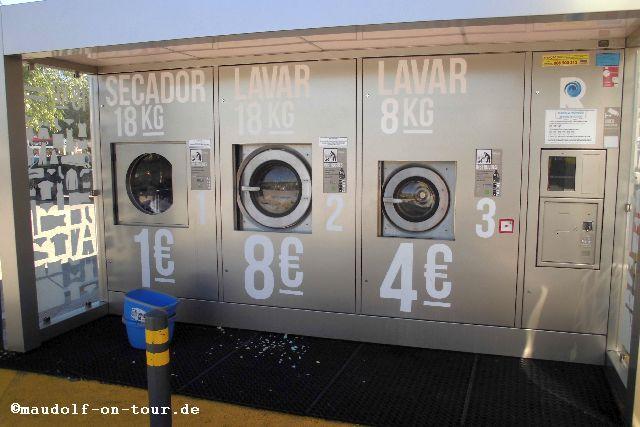 2015-11-27 Waschmaschinen Intermarché Lagoa 2