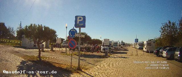 2015-11-28 Manta Rota Stellplatz
