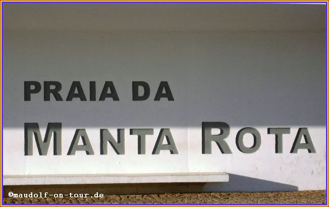 2015-12-03 Platz vor Stellplatz Manta Rota 2