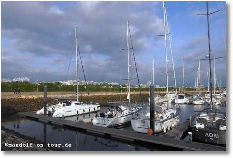 2015-12-27 Morgenspaziergang Marina Portimao 1