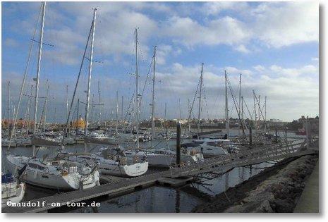 2015-12-27 Morgenspaziergang Marina Portimao 2