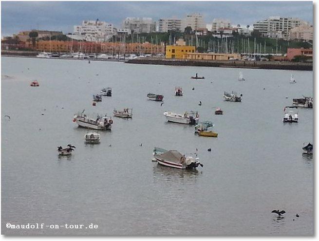 2015-12-30 Ferragudo nach Portimao 01