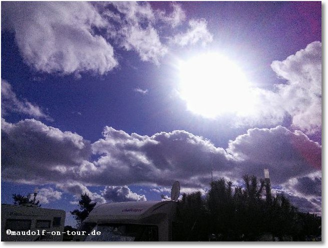 2016-02-11 Wetter bei Ankunft Manto Rota