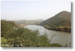 2016-02-22 Alcoutim auf den Flusss Guadiana 1