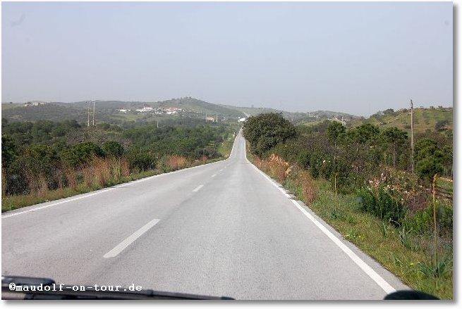 2016-02-22 Fahrt Richtung Pereiro