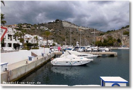 2016-02-28 La Herradura Hafen 1