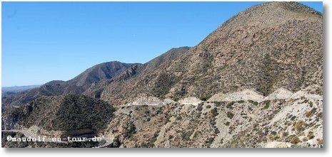 2016-03-02 Serpentinenfahrt Naturpark Cabo de Gata 1