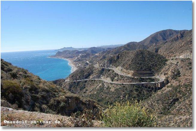 2016-03-02 Serpentinenfahrt Naturpark Cabo de Gata 2