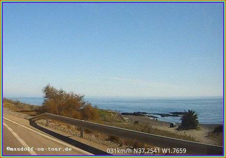 2016-03-03 Küste entlang Richtung Cabo Cope 1