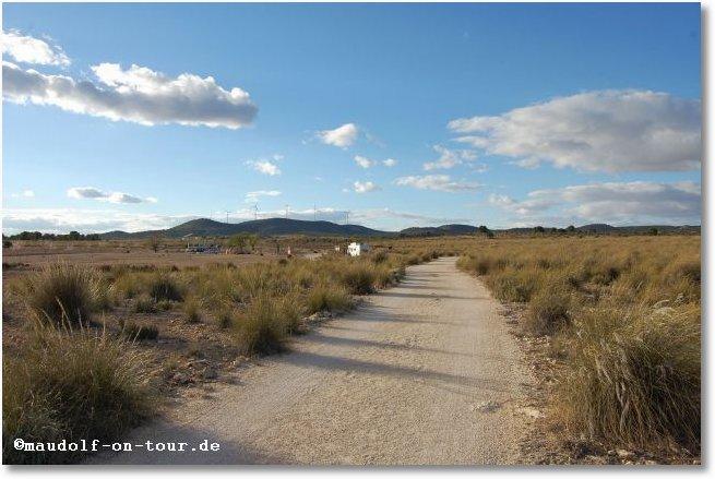 2016-03-06 Ansicht um Finca Caravana 3