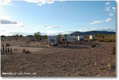 2016-03-06 Mobile auf Finca Caravana 1