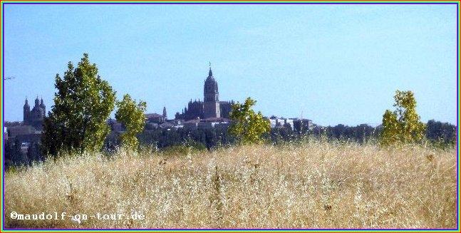 2016-10-10 Doppelkathedrale von Salamanca