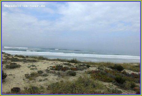2016-10-20 Strand nahe Marinha Grande 2