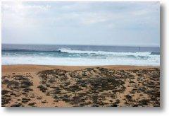 2016-10-22 Nazare Praia do Norte Wellen 02