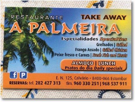 2016-11-06 A Palmeira Lokal Seite 1