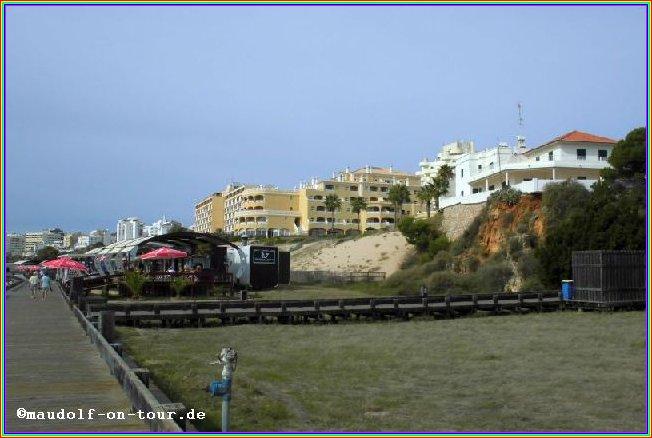 2016-11-11 Praia da Rocha Spaziergang 1