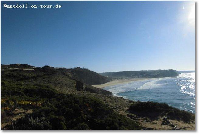 2016-11-17 Praia do Monte Clerigo Aljezur 1