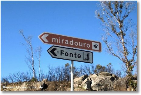 2017-01-12 Serra de Monchique Aussichtspunkt
