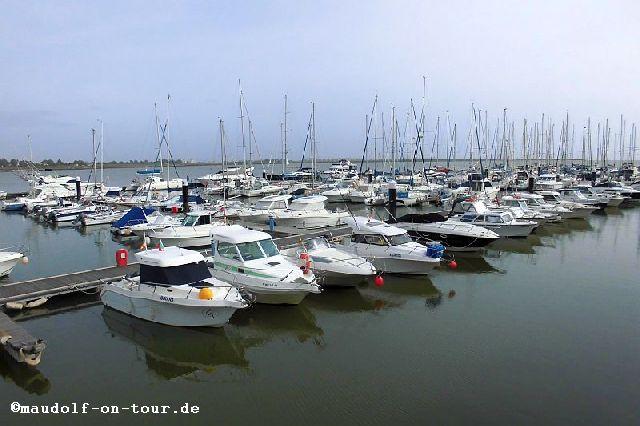 2017-02-02 Vila Real de Santo Antonio Jachthafen 1