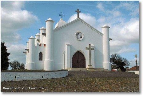 2017-02-05 Minas de Sao Domingos Kirche