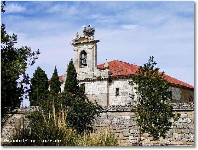 2017-04-16 Torquemada Kapelle Friedhof