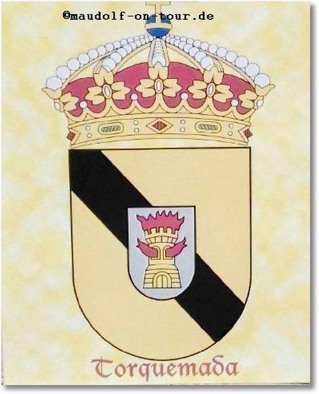 2017-04-16 Torquemada Wappen