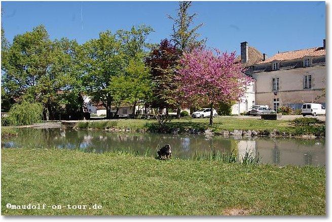 2017-04-22 Lignieres Sonneville Stellplatz 2